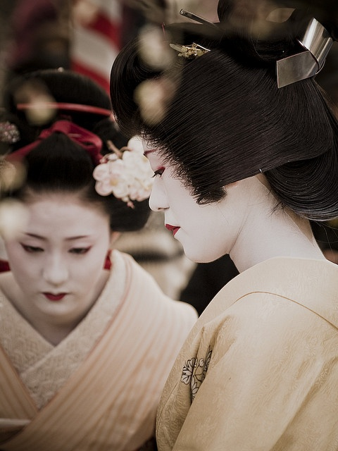 Maiko and Geisha