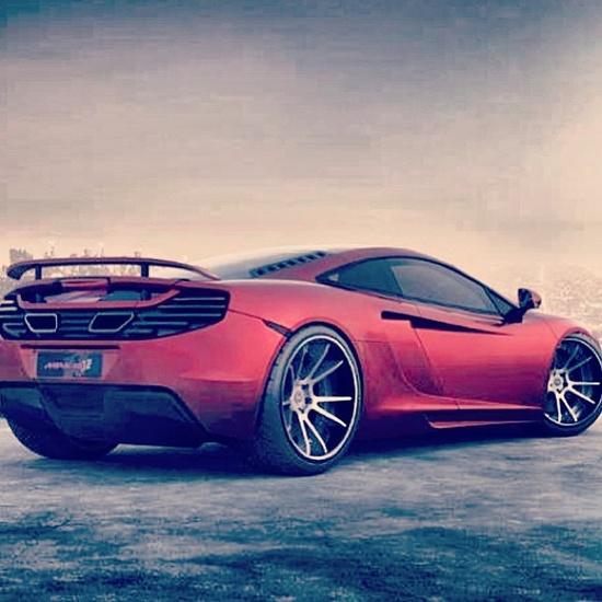 Magnificent McLaren