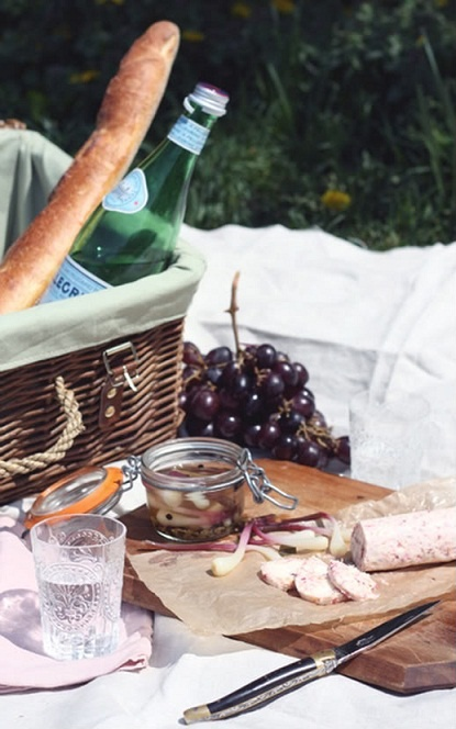 weekend picnics
