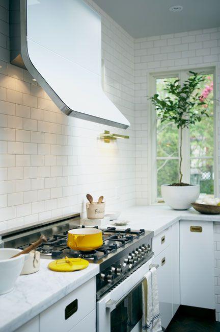 White : Kitchen