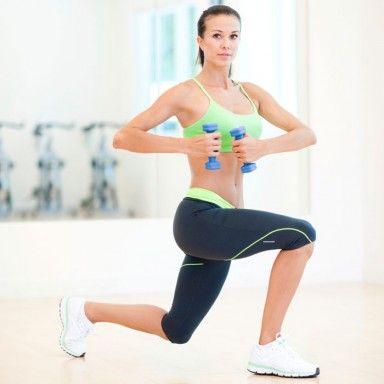Exercise comparison: forward lunge vs reverse lunge