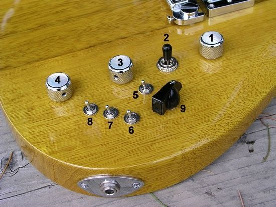 NMG Vintage wiring layout and explanation - $0.00 : Neal Moser Guitars , Fine Custom Handmade Guitars, Basses, electric guitar parts and BC Rich