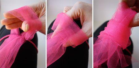 Skip to my Lou - how to make a no sew tutu        Home      Arts & Crafts      Handmade Gift Ideas      Printables      Shop