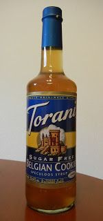 Heads up: NEW FLAVOR Sugar Free Belgian Cookie Torani Syrup #coffee #cooking #recipes #sugarfree