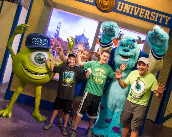 How to Celebrate a Monstrous Summer at Walt Disney World Resort: di.sn/q7i