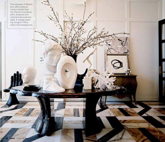 #interior #design from www.kellywearstle...