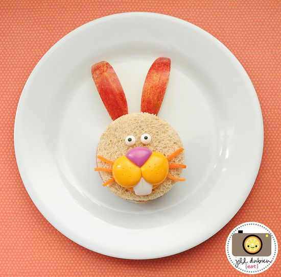 the 1 minute bunny lunch