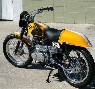 Tell him he'sDreamin' - Pipeburn - Purveyors of Classic Motorcycles, Cafe Racers & Custom motorbikes