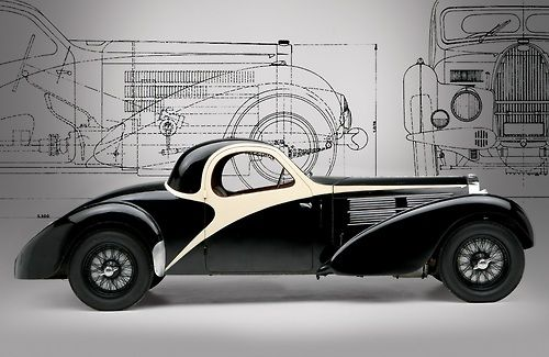 1938 Bugatti Type 57 Atalante