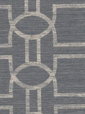 Clarence House  Patout - Dark Grey Price Per Roll: $285.99 #interiors #decor #exoticprints