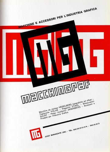 1969 Magazine Advertisement  Mecchingraf