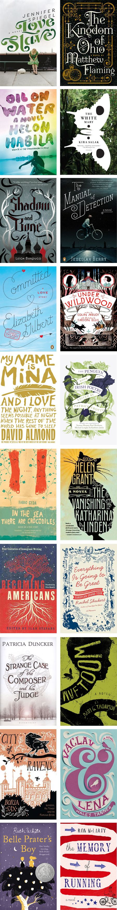 type book covers