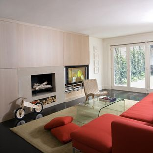 Living Room Design Ideas, Pictures, Remodels #modern house design #home decorating before and after