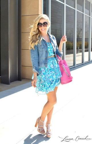 Surprise Date Outfit #laurenconrad