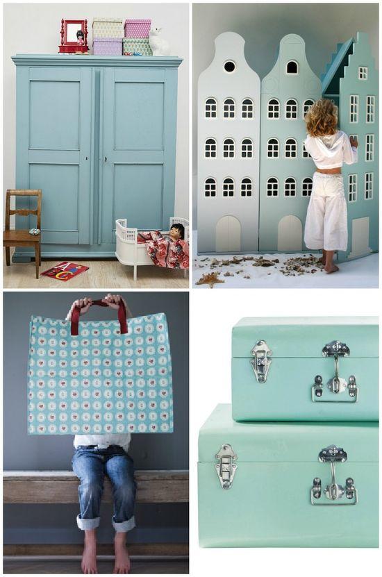 kids room play room storage ideas blue room