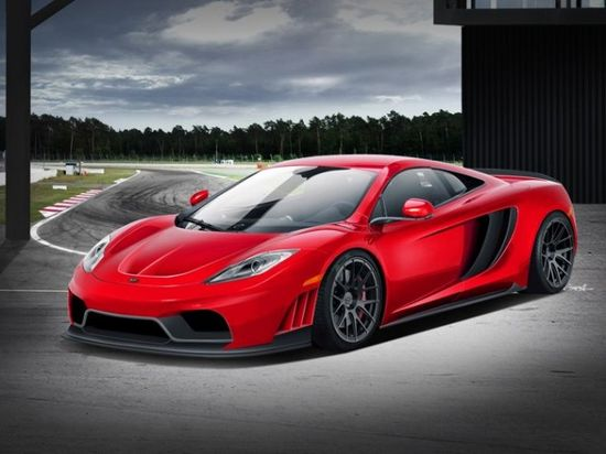 12 World Fastest Sport Cars - Mclaren mp4 12c Hennessy