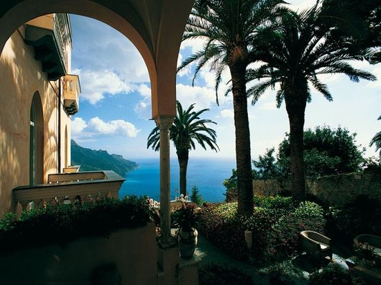 The Best Hotels & Resorts in the World : Condé Nast Traveler, Ravello