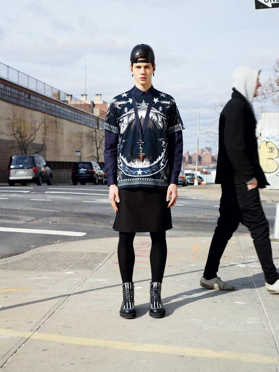 Givenchy Pre-Fall 2012 lookbook