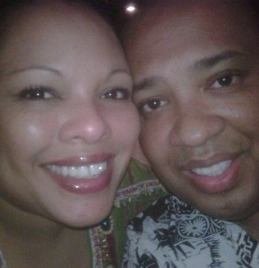 """Rev Run & Justine Simmons  Did you know that Run & Jus, married for 18 years, have renewed their vows three times? Yep and Rev says, """"Each time we tie that knot again, it forces me to refocus on our marriage and remember just how blessed I am to have a wife like Justine."""""""