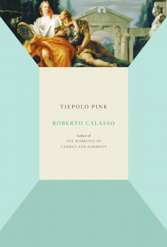 tiepolo pink book cover / peter mendelsund.