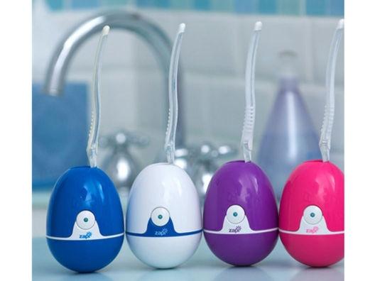 Toothbrush Sanitizer.