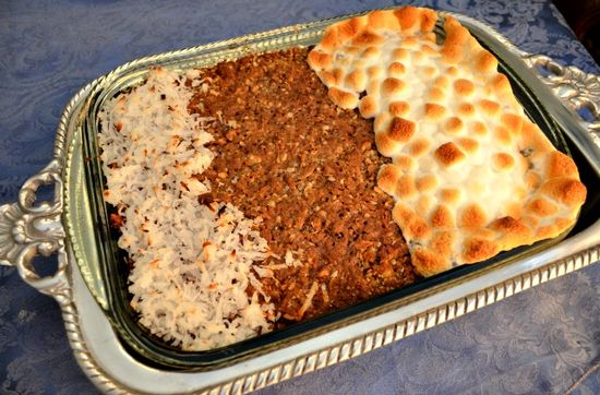 Thanksgiving Side Dishes via Recipes For Our Daily Bread: Sweet Potato Casserole with 3 topping choices. #food #sidedish #thanksgiving #cooking #recipe