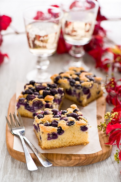 Delightful, dense, delicious Purple Grape Cake. #cake #grapes #fruit #food #baking #dessert