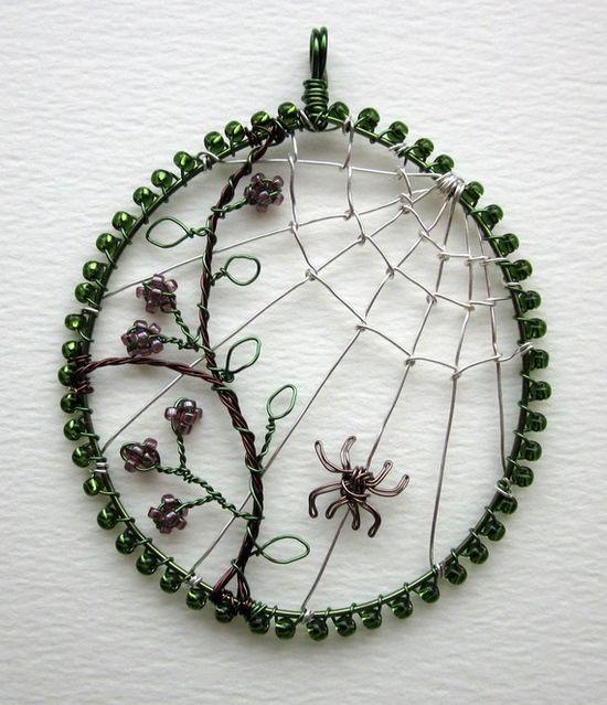 Autumn Morn pendant