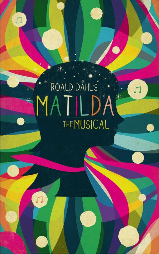 I love love love the book Matilda! I'd pay hard earned money to see this.