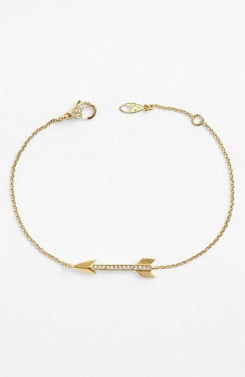 Love these delicate bracelets by Nadri.