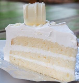 white chocolate cake recipes