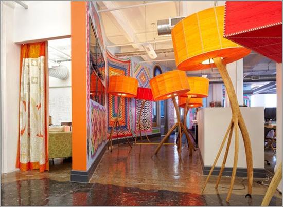 Etsy's New York office