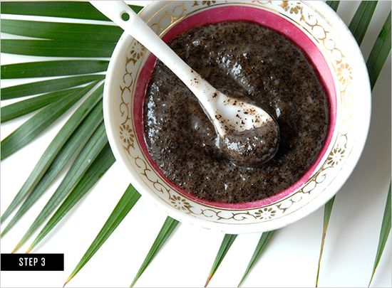 Handmade Gift Idea: Body Scrub + Face Spritzer