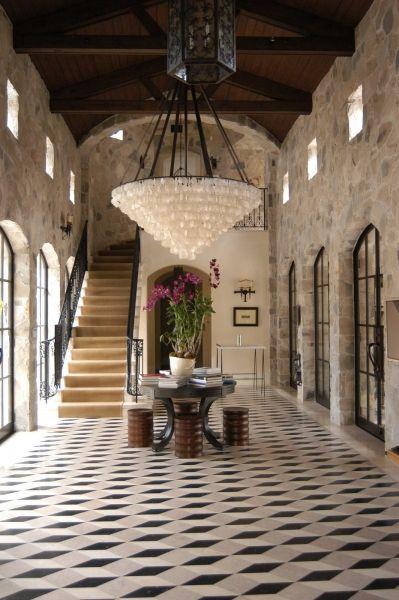 French farmhouse  #design #interior #interior_design