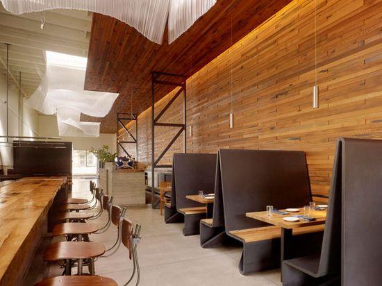 Restaurant - Interior Design Magazine
