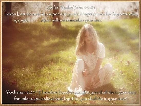 the lamb's forgiveness