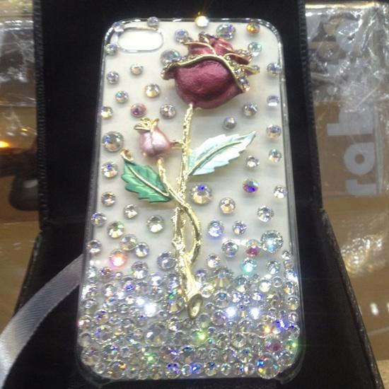 Bling Bling IPhone cases