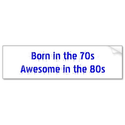 For all the '80s kids out there!