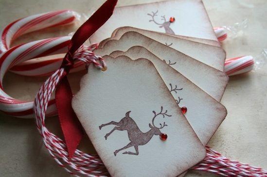 Christmas gift tags $5