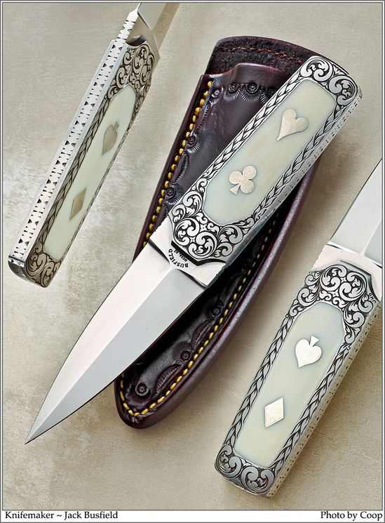 Gallery of Handmade Knives - Page 39