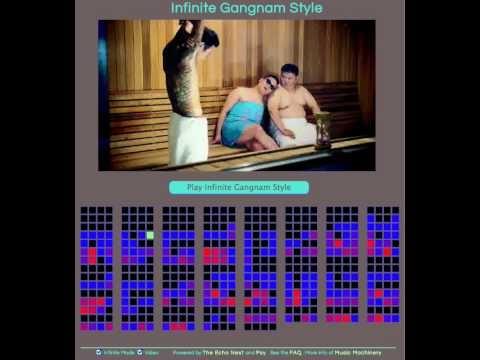 Infinite Gangnam Style