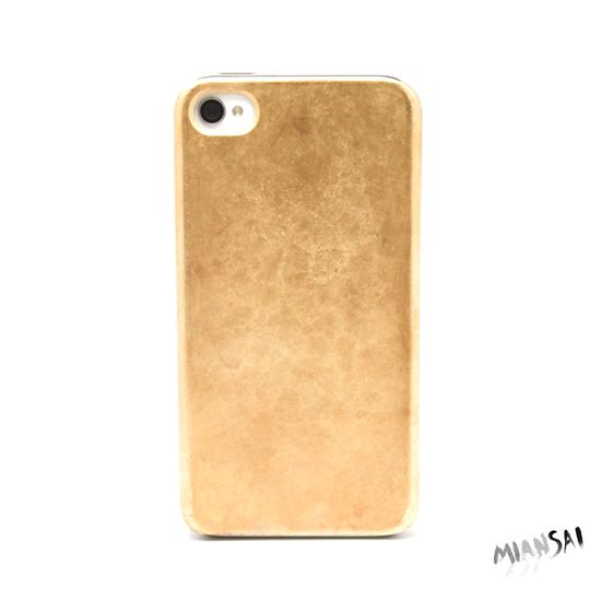 The $10,000 solid gold iPhone Case you need to see up close.