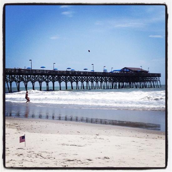 Garden City Beach Pier, SC