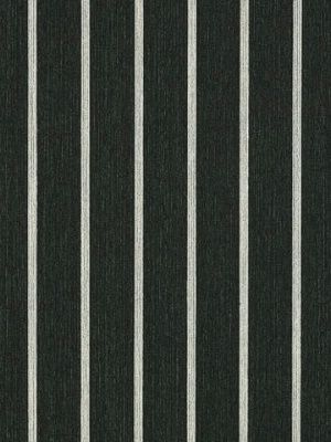 Ralph Lauren Wallpaper Sloane Stripe-Tuxedo Black $108.50 per 4 yd single roll #Interiors #Decor #Stripe