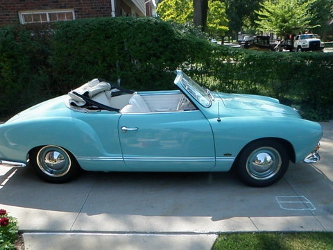 Dream Car: Karmann Ghia