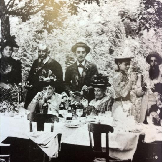 Proust al fresco