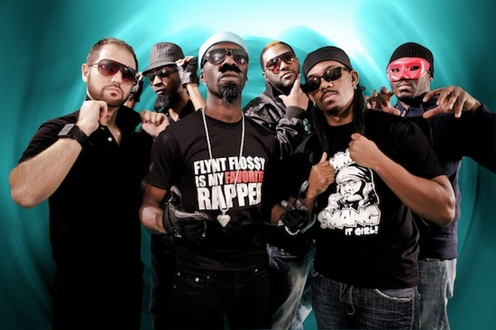 """Turquoise Jeep Baby! After the hit song """"lemme smang it"""" this youtube sensation group will be performing at the Brooklyn Bowl."""