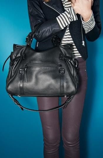 Chic Satchel by Elliot Lucca