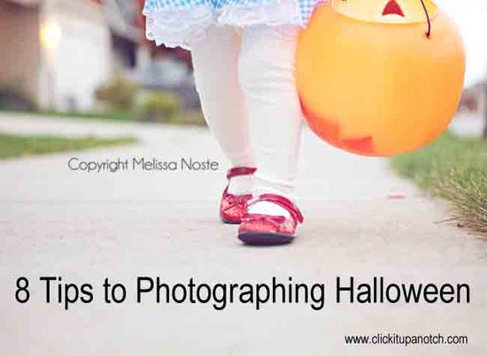 8 tips for halloween-photography