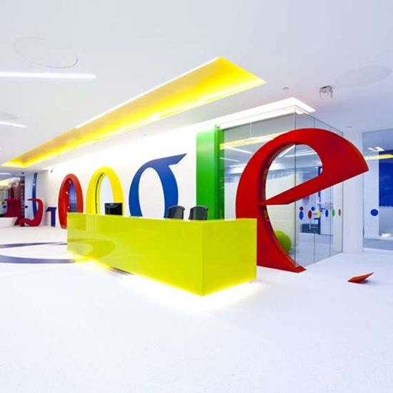 Social Media Offices #google #offices